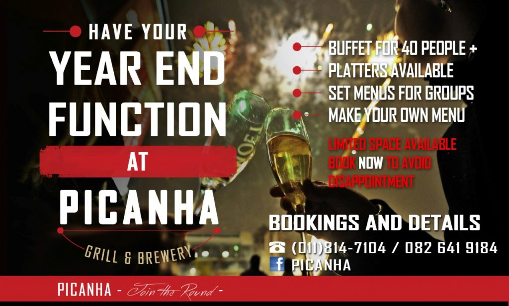 Picanha Year end ad